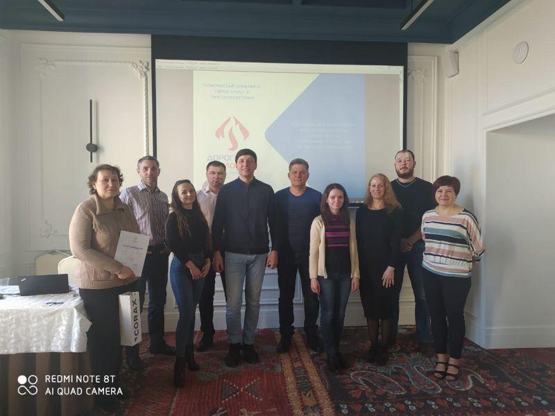«Дорогобужкотломаш»: семинары по продукции